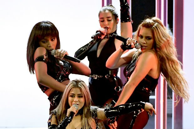 2017 People's Choice Awards: Fifth Harmony Performs for the First Time Since Camila Cabello's Exit