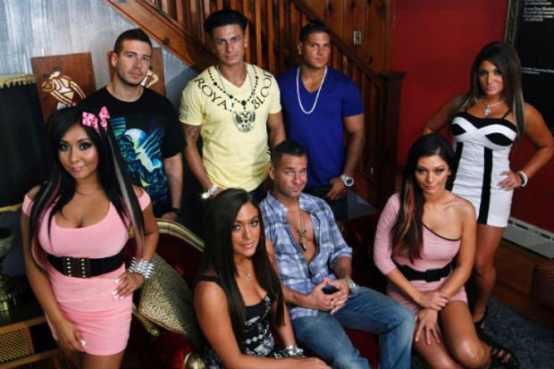 'Jersey Shore' Cast Reunites for Sammi Sweetheart's 30th Birthday