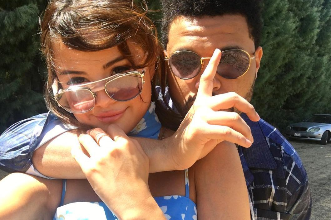 Selena Gomez and The Weeknd Were 'Practically Inseparable' at Coachella