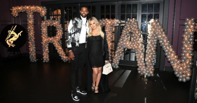 Khloe and Tristan Working On Their Relationship
