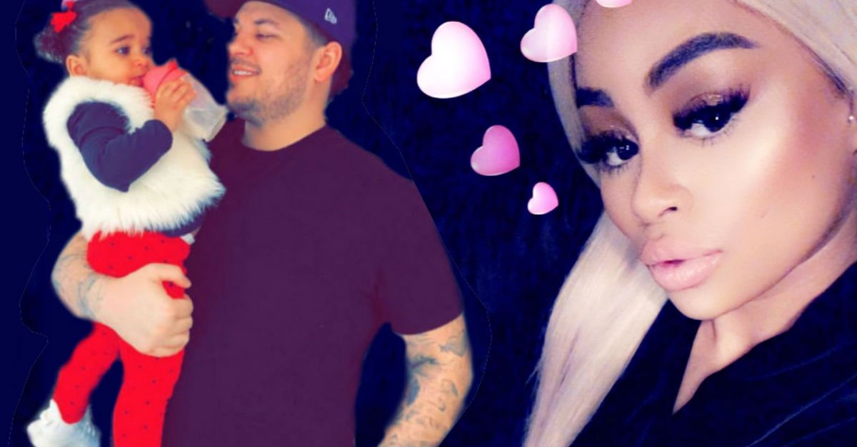Kris' Nightmare! Is Rob Kardashian Trying to Get Back With Blac Chyna?