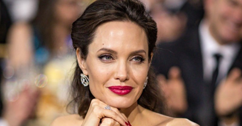 Angelina Jolie, Single and Not Ready to Mingle