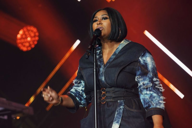 Jazmine Sullivan Lost 60 Pounds and Looks COMPLETELY Different