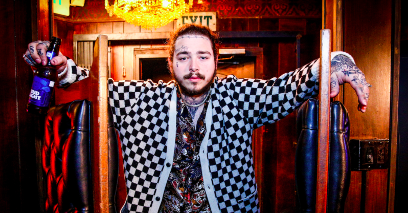 Post Malone's Private Plane Forced to Make Emergency Landing