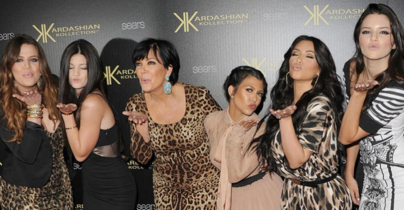 The Evolution of the Kardashians: Then and Now