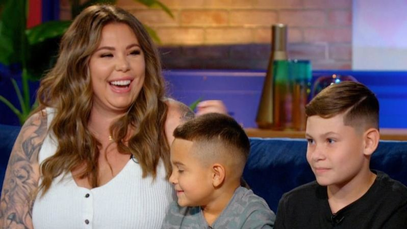A New Look Inside Kailyn Lowry's House Build!